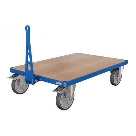 Timon et attache pour chariots jusqu'à 600 kg