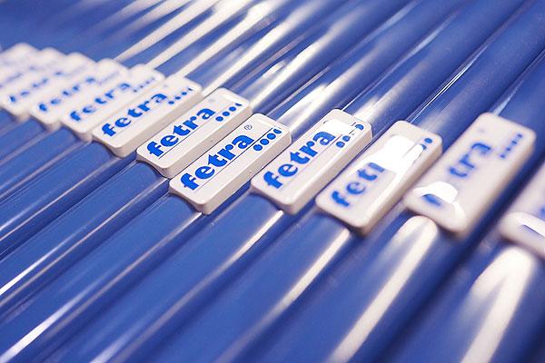 les équipements de manutention de la marque FETRA